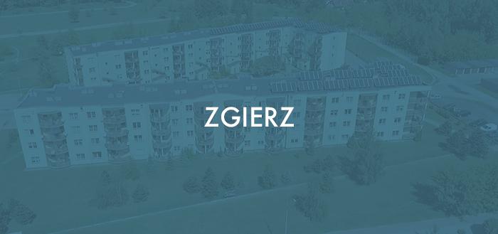 Mieszkanie 54,70 m2 – Zgierz