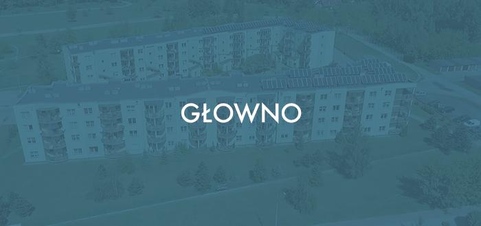 Mieszkanie 53 m2 – Głowno